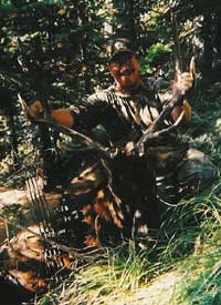 Archery Hunts for Elk with Two Bear Outfitters