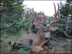 Archery Season with Lazy F Bar Outfitters
