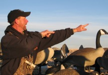 Colorado Goose Hunting Outfitter Jeff Colwell