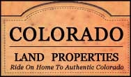 Colorado Land Properties LLC: Your Colorado mountain land specialists