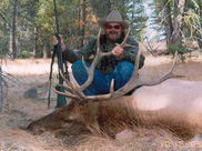 elk hunting in Idaho