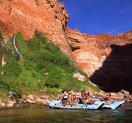 Grand Canyon Rafting Trip - 4 Day