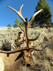 Idaho elk hunting