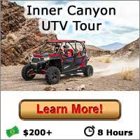 Inner Canyon UTV Tour