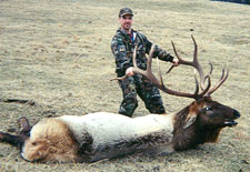 Is Elk Hunting out West all it is cracked up to be.