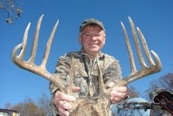 Missouri Whitetail Buck Hunt