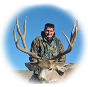 Montana Private Land Rut Mule Deer Hunts