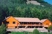 Montana's Broken Arrow Lodge