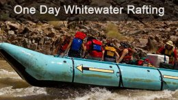 One Day Whitewater Rafting - from Williams