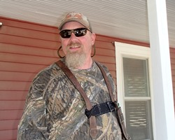 Outfitter Mike Adams