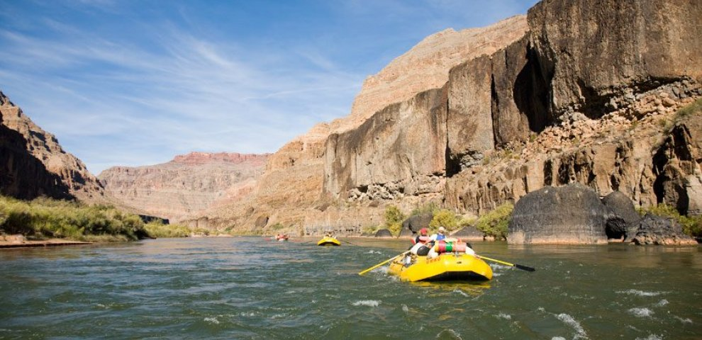White Water Rafting Grand Canyon