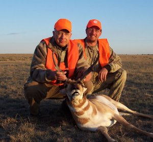 Colorado antelope Outfitters