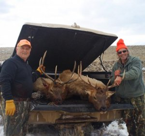 Colorado trespass hunts