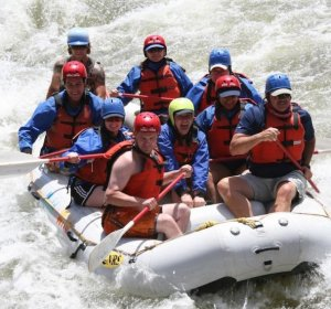 Grand Canyon White water Rafting half day