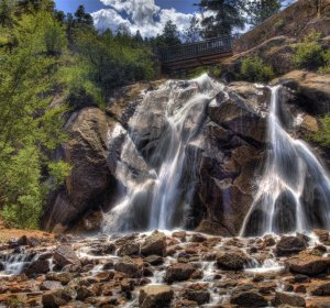 Helen Hunt Falls Colorado