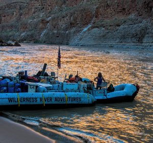 Rafting trip Grand Canyon