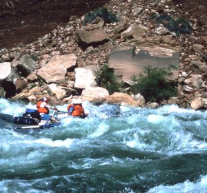 Whitewater Grand Canyon