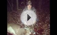8 Point Deer Hunting Bow Kill - Solo Filmed Hunt