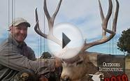 Archery Colorado Deer Hunting on the Eastern Plains