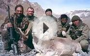 Asian Mountain Outfitters Hunting Big Game in Tajikistan