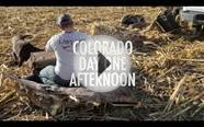 Colorado honkers with Last Pass Outfitters