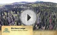COLORADO HUNTING LODGE FOR SALE - ELK HORN LODGE