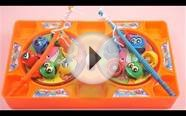Fishing Game Learn Colours For Kids Children Let`s Fishing