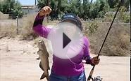 Fishing on the Colorado River