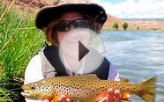 Fishing the Salmon Fly hatch on the Gunnison River, Colorado