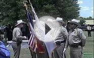 Game Warden Honor Guard - Texas Parks and Wildlife [Official]