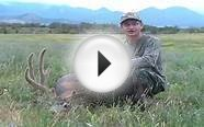 Guided Trophy Mule Deer Hunts in Colorado with West Elk