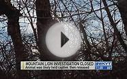 Kentucky Fish and Wildlife to end mountain lion investigation