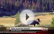 New Regulations for Teen Hunting