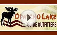 Opatcho Lake Guide Outfitters - BC Mountain Lion Hunts