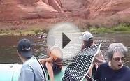 Rafting on the Colorado river, The Grand Canyon