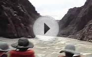 Rafting the Colorado in Grand Canyon