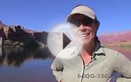 Rafting the Colorado River in the Grand Canyon with