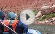 Rafting the Colorado River through Grand Canyon National Park
