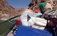 Rafting through the Grand Canyon 2014