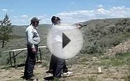Shooting At Whistling Elk Ranch, COLORADO
