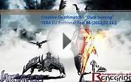 Tera Online - Duck hunting - special deathmatch game