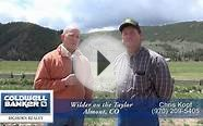 Wilder on the Taylor River Ranch | Colorado Wildlife | Hunting